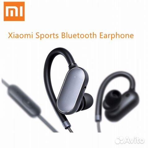 беспроводные наушники Xiaomi Music Sport Festimaru мониторинг