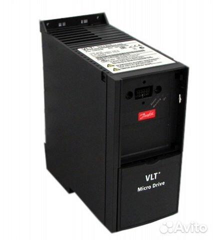 5cf45758fa32 Преобразователь частоты Danfoss FC51 0,75 кВт 220В   Festima.Ru ...