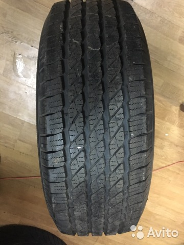 Одна шина 275 65 R17 Michelin CrossTerrain— фотография №1