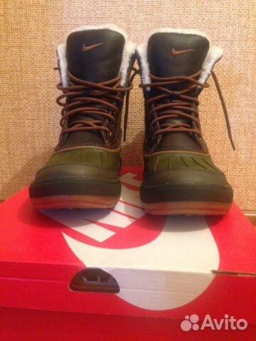 4b64ebaca0d6 Зимняя обувь Nike купить в Москве на Avito — Объявления на сайте Авито