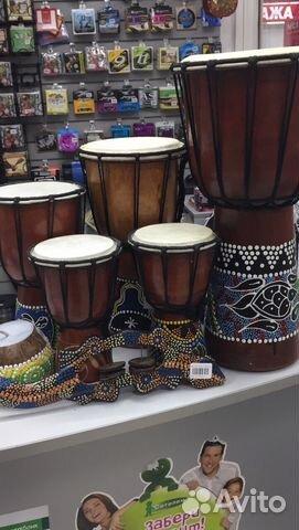 Джембе - африканские барабаны