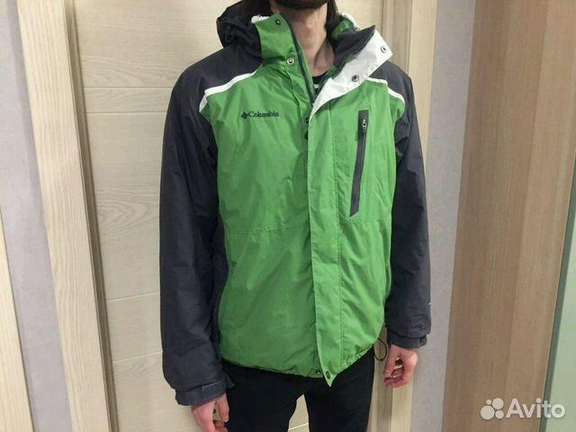 6498ec2e410a Лыжная   сноуборд куртка Columbia купить в Москве на Avito ...