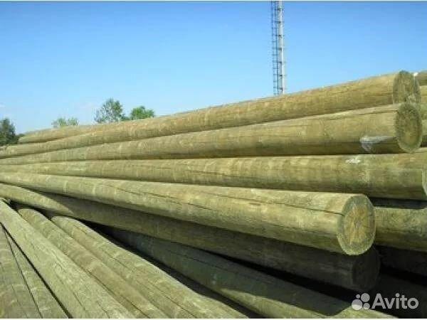 Продажа опоры лэп деревянные жби селятино стройдеталь