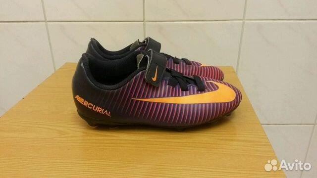 2a1f31dcd0b7 Детские бутсы Nike Mercurial   Festima.Ru - Мониторинг объявлений