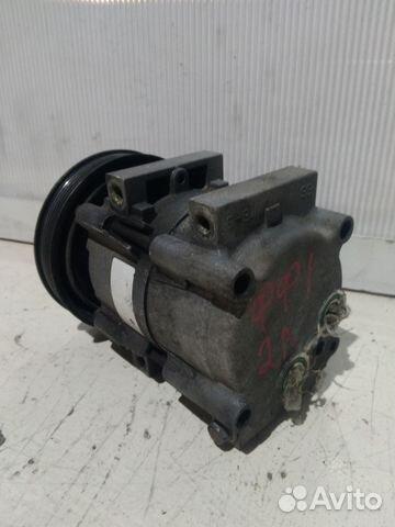 компресор кондиционера на мерседес мл270