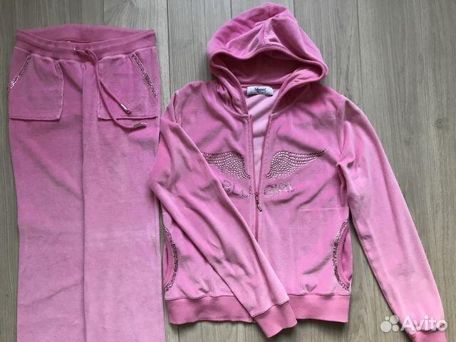 486c85e141c9 Спортивный велюровый костюм blugirl Blumarine   Festima.Ru ...