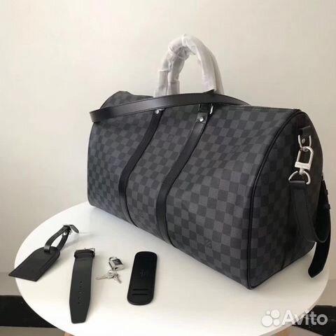 f9c212f30604 Сумка дорожная Louis Vuitton Keepall 50 55 багаж