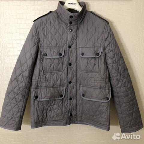 Куртка мужская Burberry купить в Алтайском крае на Avito ... ee90df7bd04