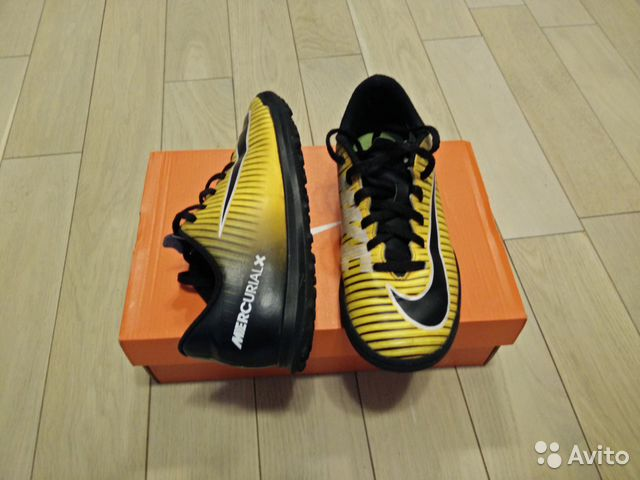 cf1a72dd Детские бутсы Nike Mercurial X 35 размер | Festima.Ru - Мониторинг ...