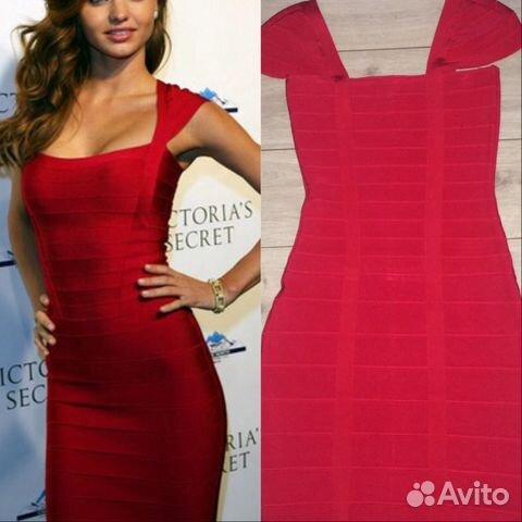 ada3b7275ed8063 Платье красное   Festima.Ru - Мониторинг объявлений
