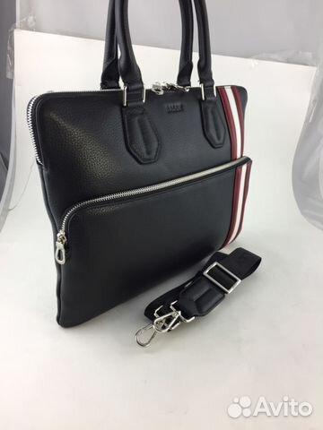 c06a0f5f3849 Мужская сумка портфель Bally арт.88518-2 | Festima.Ru - Мониторинг ...