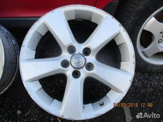 89657347629 Диски Toyota/Lexus 18x7JJ 35