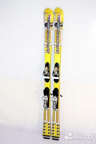 5bfdc300806c Горные лыжи Salomon Crossmax V8   Festima.Ru - Мониторинг объявлений