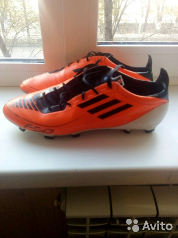 d2143d41018c Бутсы adidas f50 купить в Самарской области на Avito — Объявления на ...