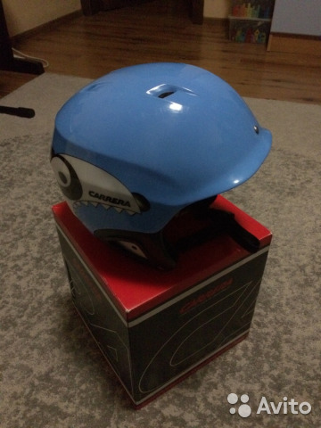 72853f8bd Шлем и маска Carrera CJ-1 | Festima.Ru - Мониторинг объявлений