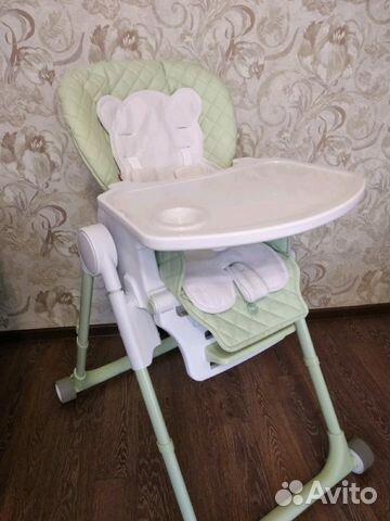 стульчик для кормления Happy Baby William V2 Festimaru
