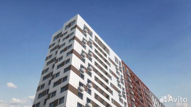 1-к квартира, 46.9 м², 14/17 эт.