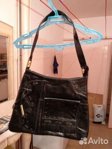 d63eb4bf16f9 Продам кожаную сумку новую купить в Ставропольском крае на Avito ...