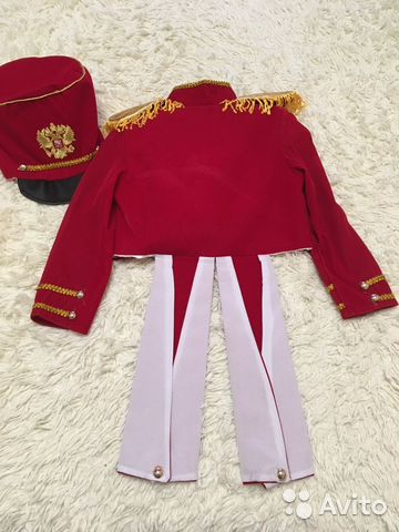 Christmas costume of a Hussar 89276228231 buy 1