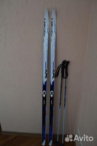 Комплект беговые лыжи Fischer Summit Crown 172 купить в Москве на ... 6e33da35c5e