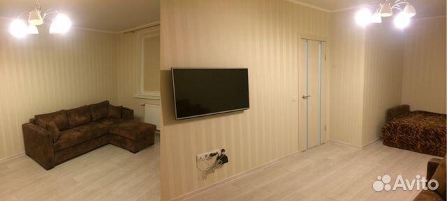 Продается однокомнатная квартира за 3 500 000 рублей. Калининград, Майский переулок, 2.