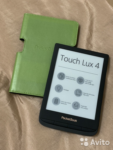 Электронная книга ридер Pocketbook 627 touch lux 4