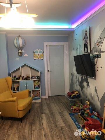 Продается трехкомнатная квартира за 14 650 000 рублей. Химки, Московская область, Молодёжная улица, 78.