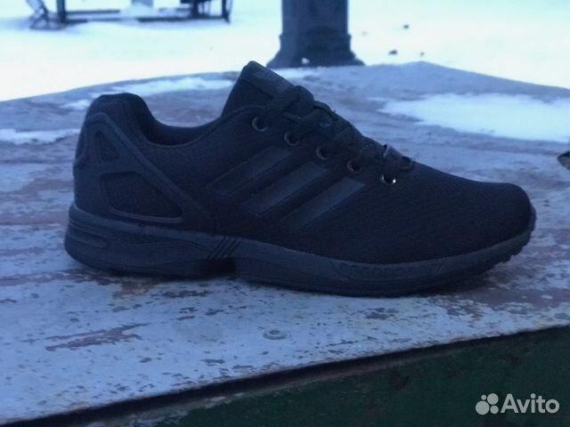c87466d35153ed Кроссовки Adidas ZX Flux b 43 р-р купить в Челябинской области на ...