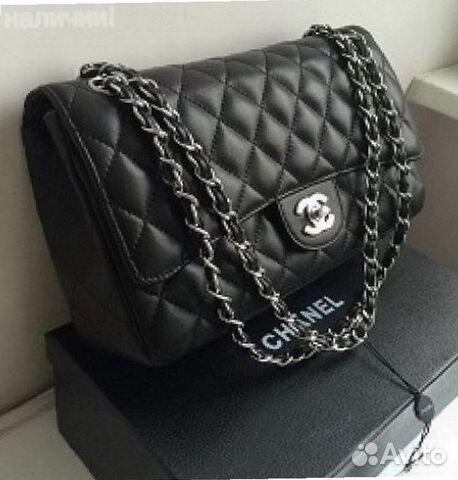4072c0629c63 Магазин Chanel 2.55 Flap Сумка Шанель Классика купить в Москве на ...