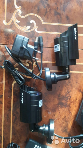 Комплект видеонаблюдения 89086671777 купить 3