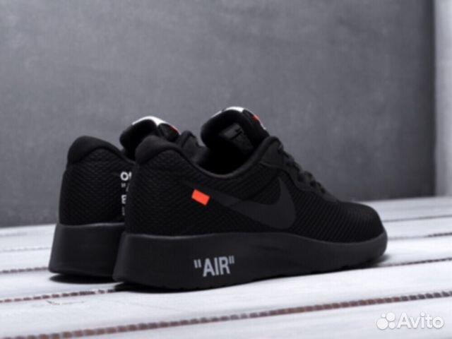 Кроссовки Nike x OFF-White Tanjun  10bcdd5a0200b