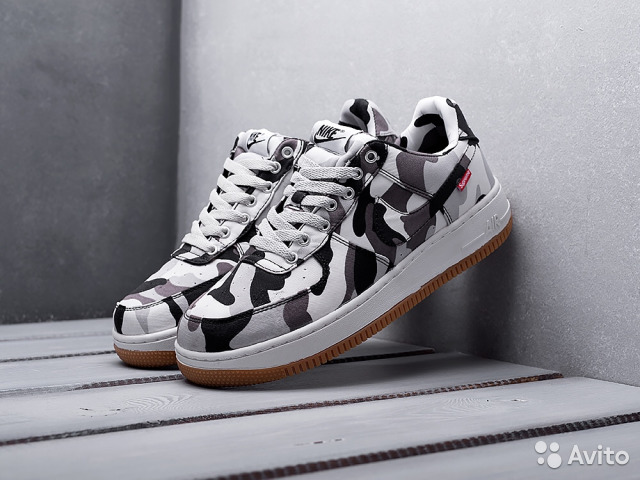 48a4f12a Кроссовки мужские Nike Air Force 1 Low | Festima.Ru - Мониторинг ...