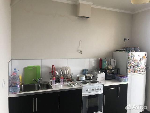 Продается однокомнатная квартира за 1 700 000 рублей. Краснодар, микрорайон Сады Калинина, Семёновская улица, 35.
