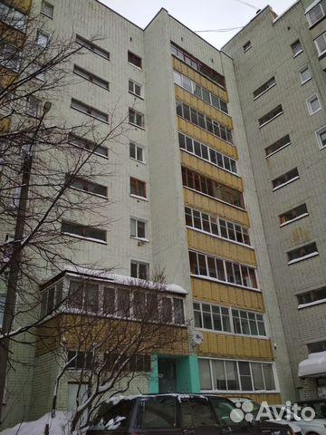 Продается двухкомнатная квартира за 2 499 999 рублей. Киров, Ленинский район, улица Свободы, 116.
