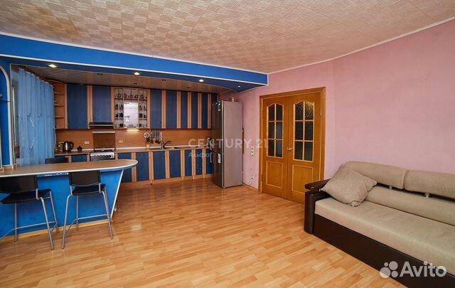 Продается трехкомнатная квартира за 3 600 000 рублей. Сыктывкарская улица, 29.