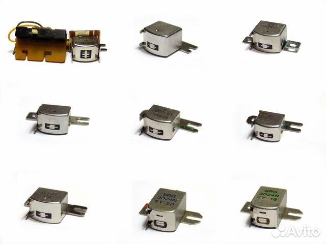 Магнитные головки для кассетных магнитофонов