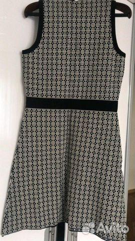 9feb4638a49 Платье короткое Zara купить в Московской области на Avito ...