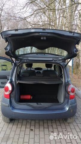Renault Modus, 2007 89114811952 купить 2