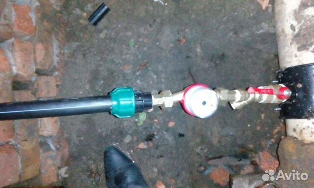 Водопровод под ключ 89676550890 купить 4