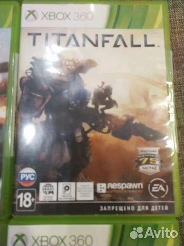 Игры для Xbox 360 лицензия 4 диска