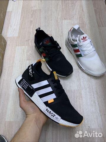 6d71972b309348 Кроссовки Adidas nmd | Festima.Ru - Мониторинг объявлений