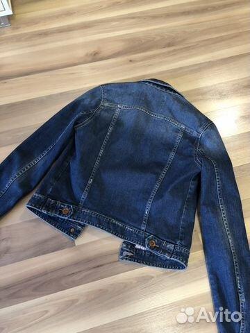 Джинсовка Zara 89095265555 купить 3