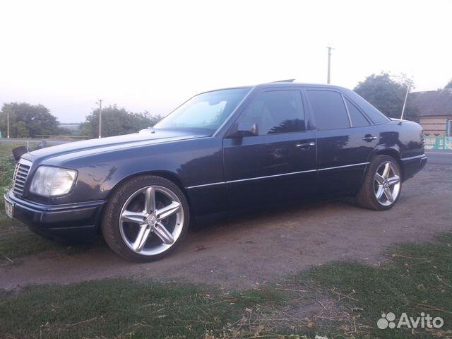 Купить Mercedes-Benz E-класс пробег 403 000.00 км 1992 год выпуска