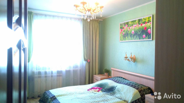 Продается трехкомнатная квартира за 5 850 000 рублей. г Казань, ул Чистопольская, д 55.