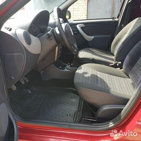 Купить Renault Logan пробег 106 000.00 км 2010 год выпуска