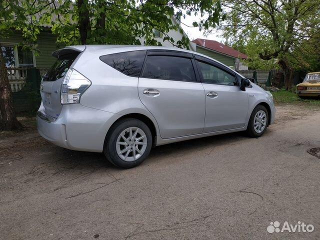 Toyota Prius, 2014 89107608674 купить 1