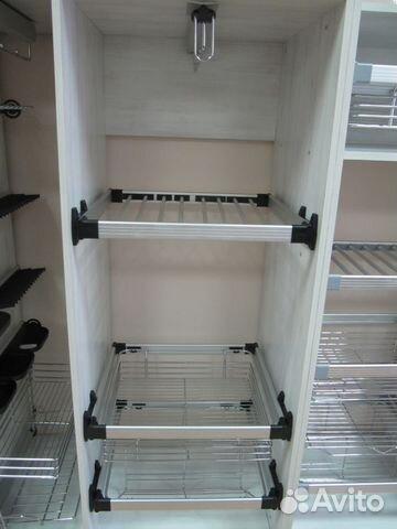 Выдвижные системы хранения для шкафов купить 2