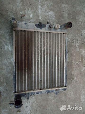 89226688886 Радиатор системы охлаждения (Hyundai Accent)