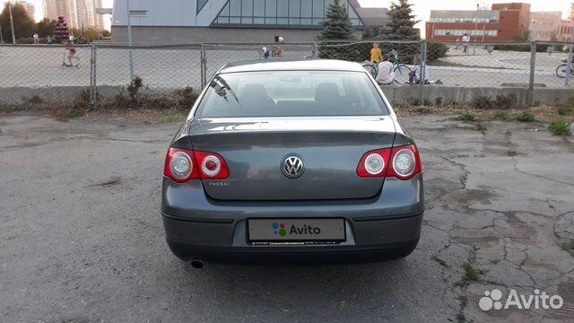 Купить Volkswagen Passat пробег 139 600.00 км 2007 год выпуска