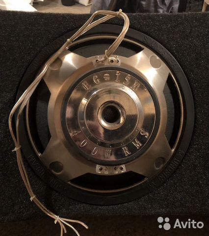 Сабвуфер Soundstream EG-15X 400W RMS